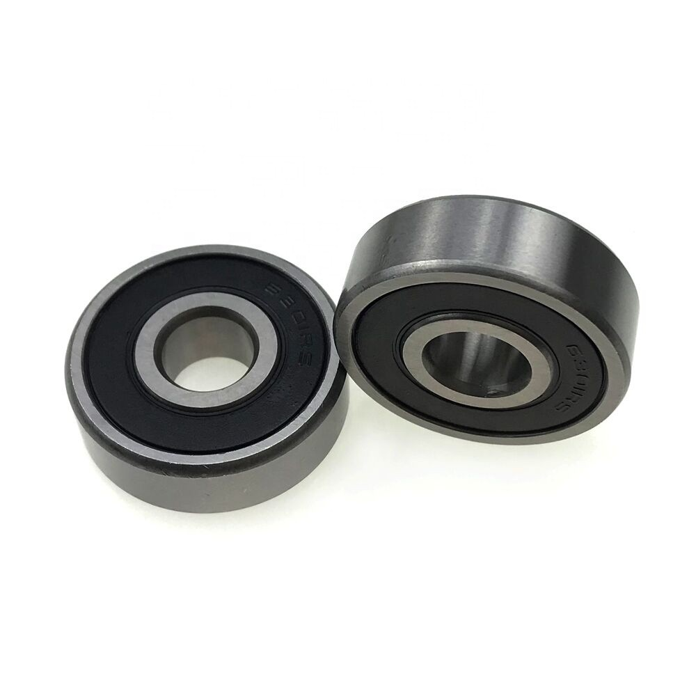25,000 mm x 62,000 mm x 17,000 mm  NTN-SNR 6305NR Deep groove ball bearing