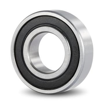 100 mm x 215 mm x 47 mm  NSK NJ 320 Cylindrical roller bearing